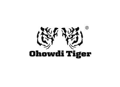图形+OHOWDI TIGER商标