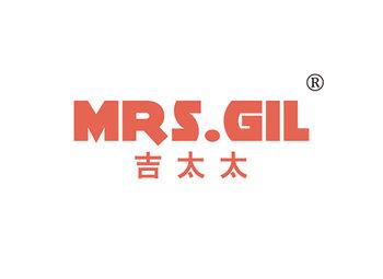 吉太太,MRS GIL