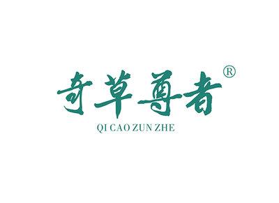 奇草尊者 QICAOZUNZHE商標