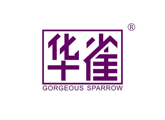 華雀 GORGEOUS SPARROW