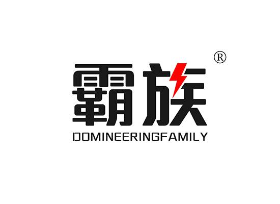 霸族 DOMINEERINGFAMILY
