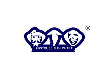 奥丁图 ABSTRUSE MAN CHART