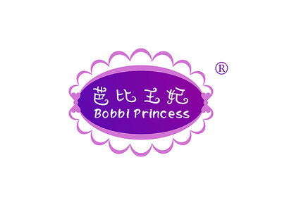 芭比王妃 BOBBI PRINCESS商标