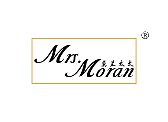 莫兰太太 MRS. MORAN;MRS MORAN
