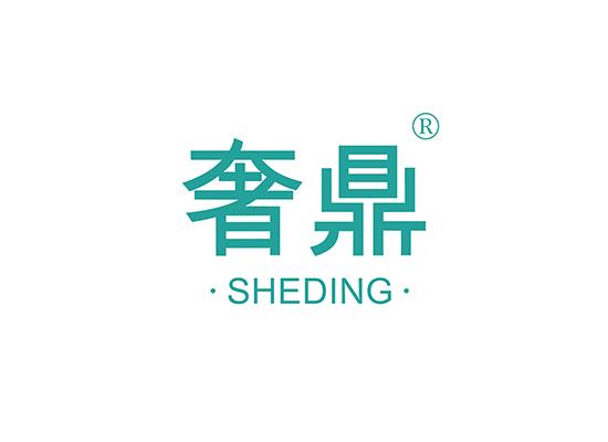 奢鼎;SHEDING