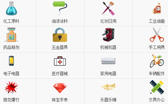 由于目前每每有新鲜产品,新型产品的产生,也促使着商标小类的新增图片