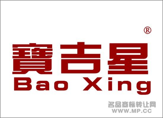 宝吉星商标转让 - 第9类-电子电器 - 中国名品商标图片