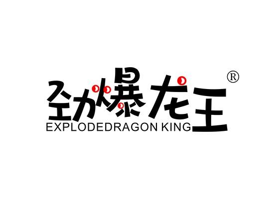 劲爆龙王 EXPLODEDRAGON KING