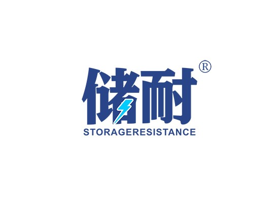 储耐 STORAGE RESISTANCE