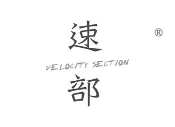 25-A3074 速部VELOCITY SECTION