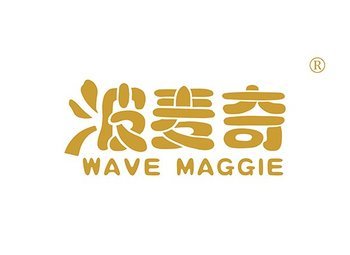 30-A756 波麦奇 WAVE MAGGIE