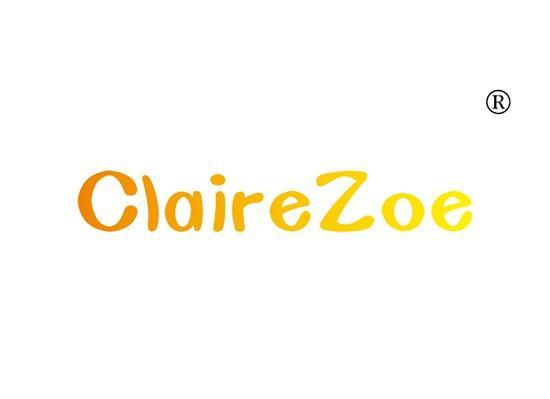 29-B821 CLAIREZOE