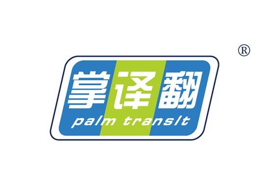 掌译翻,PALM TRANSLT