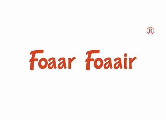 FOAAR FOAAIR