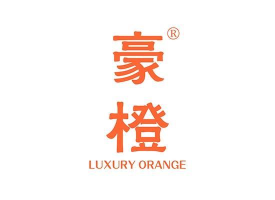 20-A539 豪橙 LUXURY ORANGE