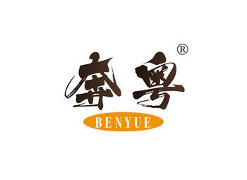11-A1159 奔粤 BENYUE
