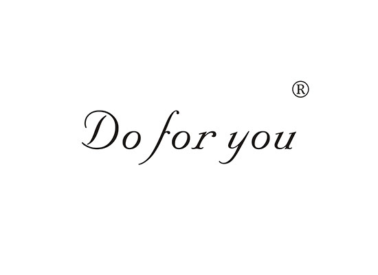 DO FOR YOU
