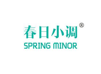 春日小调,SPRING MINOR