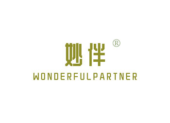 8-A117 妙伴,WONDERFULPARTNER