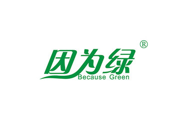 因为绿,BECAUSE GREEN