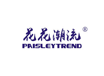 18-A1322 花花潮流,PAISLEYTREND