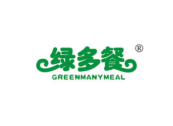 31-A447 绿多餐 GREEN MANY MEAL