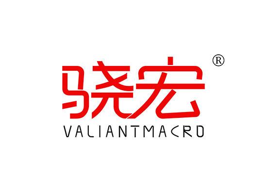 9-A1809 骁宏 VALIANTMACRO