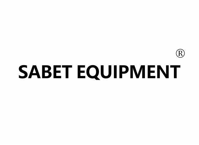 L-2059 SABET EQUIPMENT