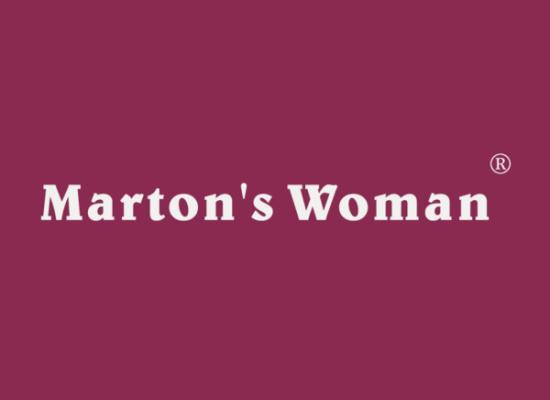 MARTON'S WOMAN