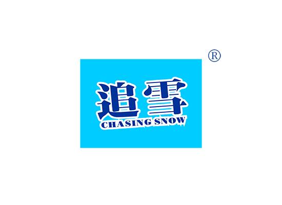追雪 CHASING SNOW