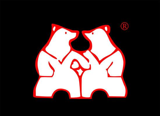 两只熊图形